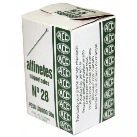 Alfinete ACC nº28